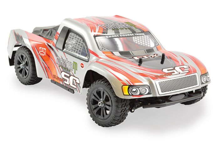 FTX5515O FTX Surge SC 1/12th Scale Short Course Brushed Ready To Run (Orange)